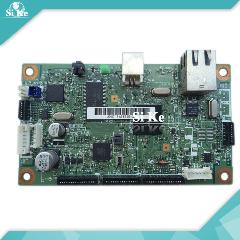 Free Shipping Main Board For Brother HL-2250DN HL 2250DN 2250 HL2250DN  Formatter Board Mainboard On Sale main board for brother mfc 7840n mfc 7840 mfc 7840 7840n formatter board mainboard
