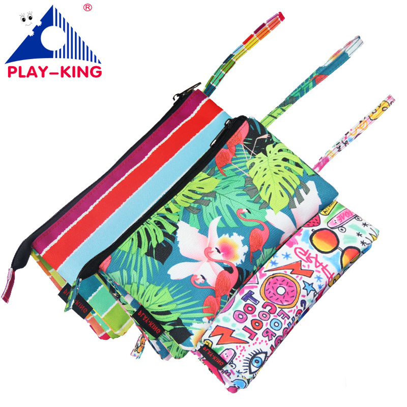 Flamingo Women Makeup Bag Cosmetic Bag Case Maleta De Maquiagem Trousse Maquillage Femme Beauty Pouch Travel Organizer make up fashion travel cosmetic bag makeup case portable travel pouch toiletry wash organizer trousse de maquillage for