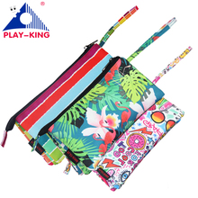 Playking Women Makeup Bags Cosmetic Bag Case With Multicolor