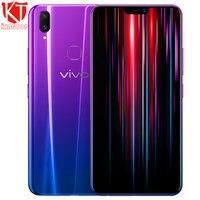 Original vivo Z1 Lite Mobile Phone 6.26 inch 4GB RAM 32GB ROM Snapdragon 626 Android 8.1 Dual Camera 16.0MP 3260mAh Cell Phone