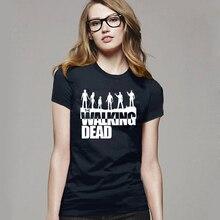 """The Walking Dead Women T-Shirt """"Walkers"""""""