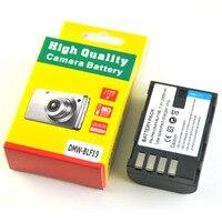 2200mAh DMW BLF19 DMW BLF19PP BLF19 BLF19E Battery For Panasonic Lumix DMC GH3 DMC GH3 GH4