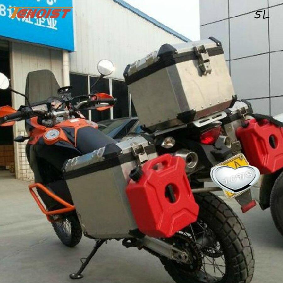 Réservoir de gazole de gaz de carburant de 3L 5L Super pratique pour le paquet d'eau d'utv de moto ATV