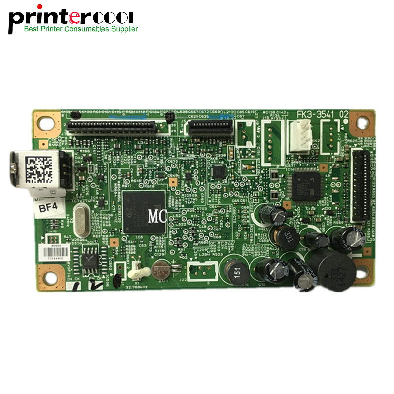 einkshop Used Formatter Board FM0 1096 FM0 1096 000 For canon MF3010 MF 3010 MF 3010 logic Main Board MainBoard mother board