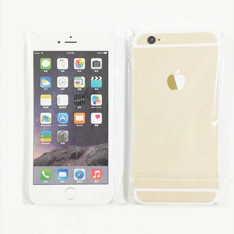 iphone memo pad white fashion sticky post it note paper cell phone shaped 12025
