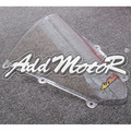 Motorcycle Clear Windshield Windscreen For Honda CBR600RR 2007 2008 2009 2010 2011 2012 CBR 600 RR 07 08 09 10 11 12