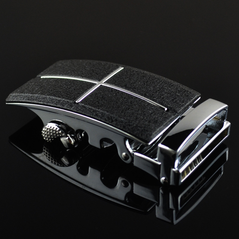 New Belt Buckle Automatic Buckle Men's Belt Buckle Head Accessories LY125-0438  Jare Belt Buckle