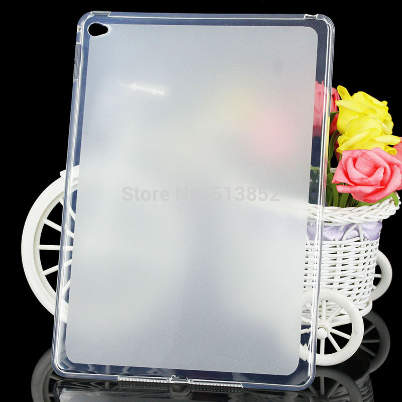 Case for iPad 6 iPad Air 2 9.7 inch Cover High Quality Pudding Anti Skid Soft Silicone TPU Protection new stylish special offer high quality black white color soft silicone case skin cover for xbox 360 controller high quality