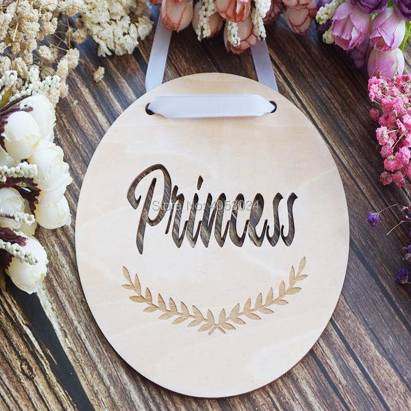 Custom Name Sign for nursery or personalized party decor