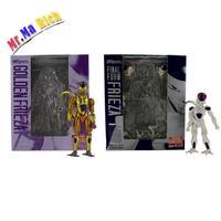 11 Cm Shfiguarts Ball Z Dorato Freezer Pvc Action Figure Forma Finale Freezer Anime Dbz Collezione Toy Model