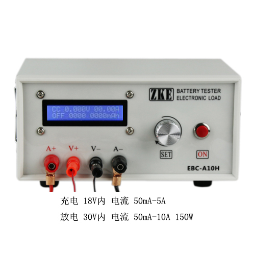 EBC-A10H electronic load, battery capacity tester цена
