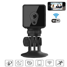 CAMSOY Mini Wifi IP Night Vision Infrared Surveillance Video Camera HD 1080P Wireless Security DV DVR Camcorder Baby Monitor