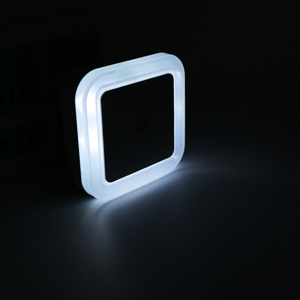 Tanbaby EU/US Indoor Plug-in LED Night Light, Exquisite, Small, Cute, Convenient, Safe, Energy-saving, Environmental Friendly