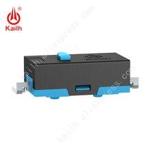 Kailh Mini Micro Switch с механическим сроком службы 5000000 циклов, рабочая сила 60 + 20 gf