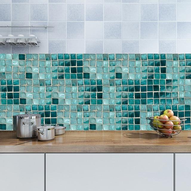 20x500cm pvc wall sticker bathroom waterproof self adhesive