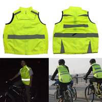 10 pièces En Gros Express Nouveau stlye Réfléchissant vêtements de sécurité pour randonnée à vélo