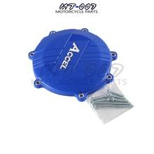 Мотоциклетный пластиковый предохранитель Сцепления Защитная крышка для YZ450F- WR450F MX Мотокросс Endupro