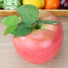 Extra large false fruit props artificial fruits and vegetables model foam powder  for apple toy
