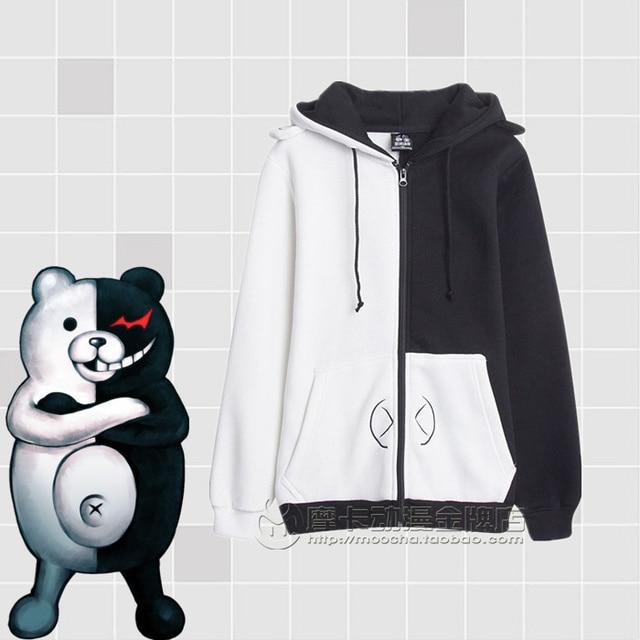 Bear sweatshirt Black adult