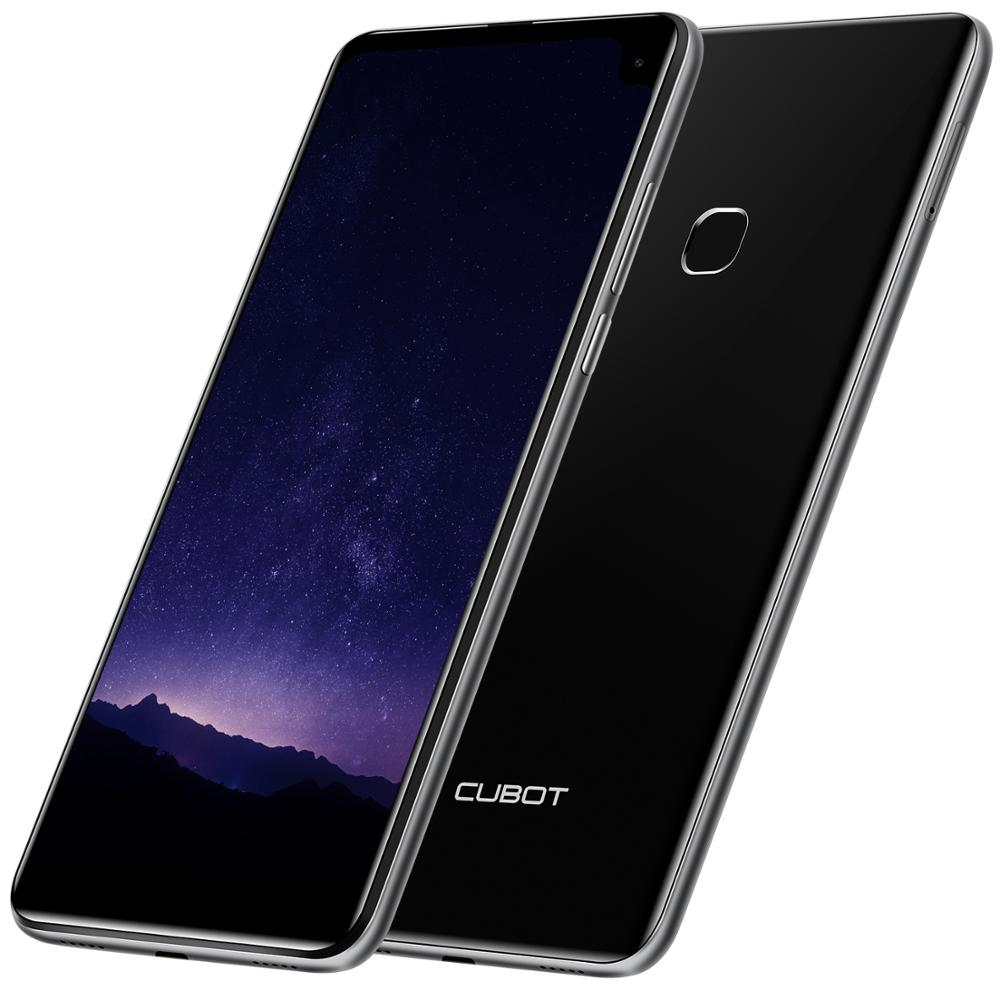 2019 Cubot Max 2 6.8 Waterdrop Android 9.0 19:9 MT6762 Octa Core Smartphone 5000 mAh 4 GB + 64 GB Achter Camera 6 P Lens 4G LTE Telefoon - 4