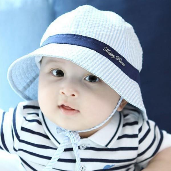 Toddler Infant Hat Sun Cap Summer Outdoor Baby Girl Hats Sun Beach Bucket  Hat 3 Colors 1993813d9017