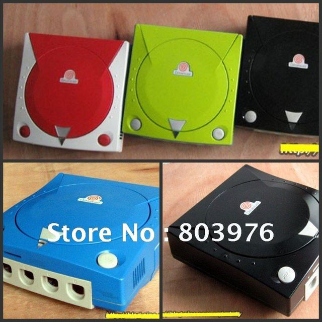 Wholesale Shell , Case for SEGA dreamcast DC console