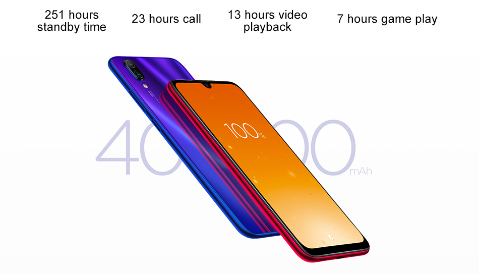Versión Global Xiaomi Redmi Note 7 4GB 128GB 17