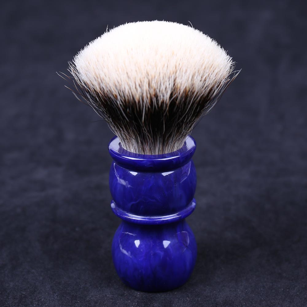 24MM Yaqi Two Band Badger Hair Brushes For Razor