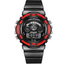 ZELING Childrens watch luminous boy and girl multi-function sports electronic colorful Chronograph