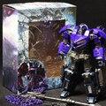 (В НАЛИЧИИ) Игрушки КО Дополненное Издание WFC Optimus Prime Фиолетовый Voyager Класса Высота