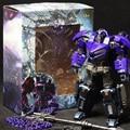 (En la acción) juguetes ko edición ampliada wfc clase voyager optimus prime púrpura altura