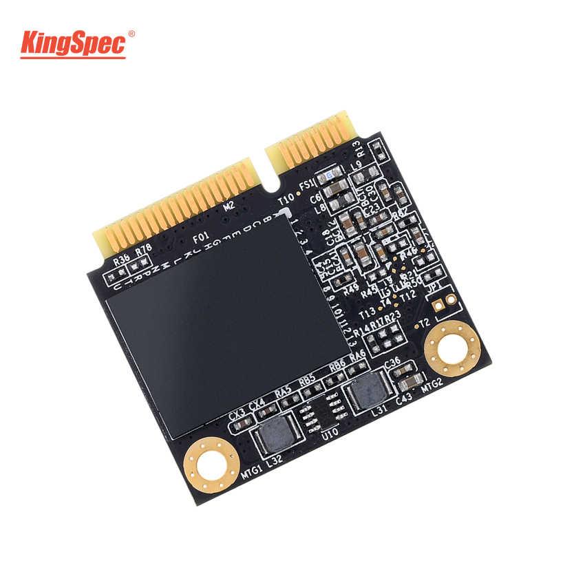 Kingspec SSD mini nửa Mô Đun mSATA SSD 120 GB/128 GB SATA III Bên Trong Chắc Chắn Ổ Cứng cho máy tính máy tính để bàn laptop tablt PC