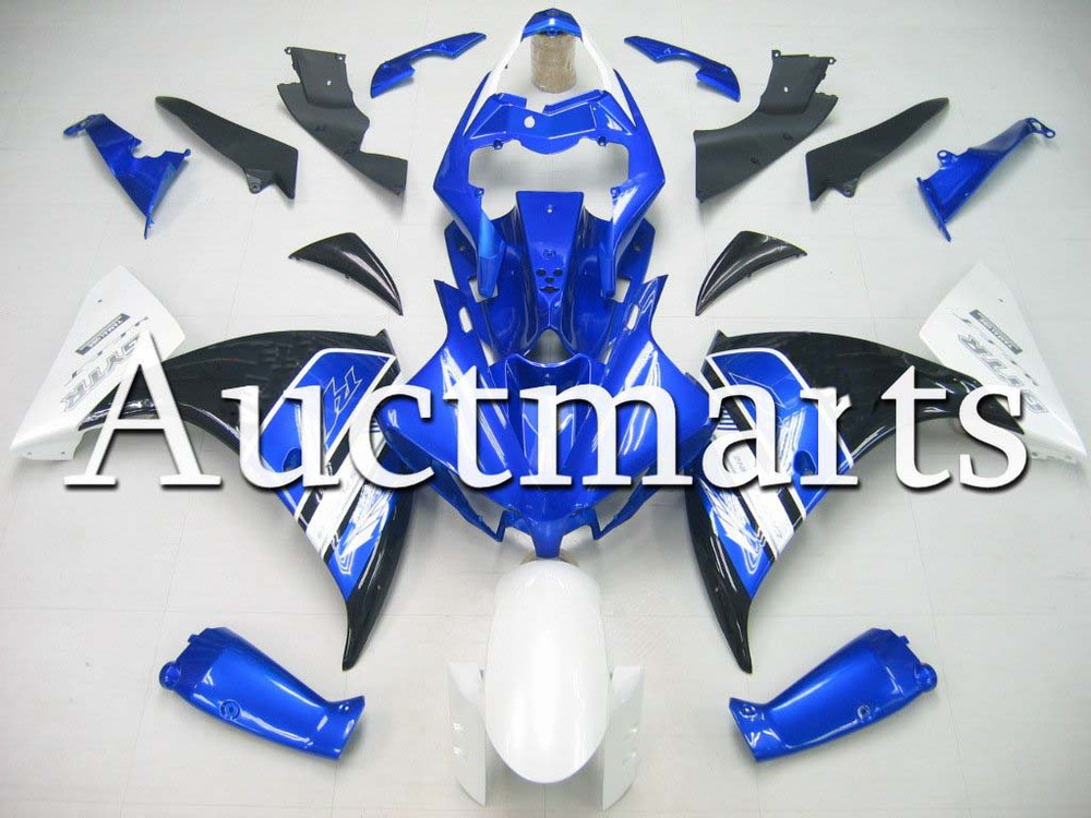 For Yamaha YZF 1000 R1 2009 2010 2011 2012 YZF1000R inject ABS Plastic motorcycle Fairing Kit YZFR1 09 10 11 12 YZF1000R1 CB27