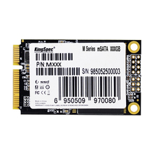 Kingspec msata mini internal SSD SATA3 MLC 128GB with cache 128Mb SATA I/II/III Solid State Drive for PC Tablet/laptop/desktop
