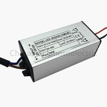 2 pcs DC 12-24V  50w  waterproof LED Driver  Waterproof IP67 Output DC 20-36V 1500 mA  Power Supply For LED light стоимость