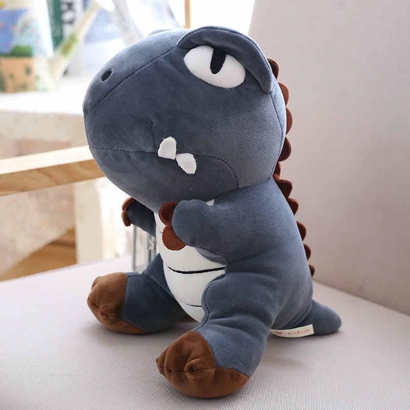 37-57cm kawaii presente para crianças do bebê presente de natal criativo brinquedos bonito dragão brinquedo de pelúcia animal de pelúcia boneca