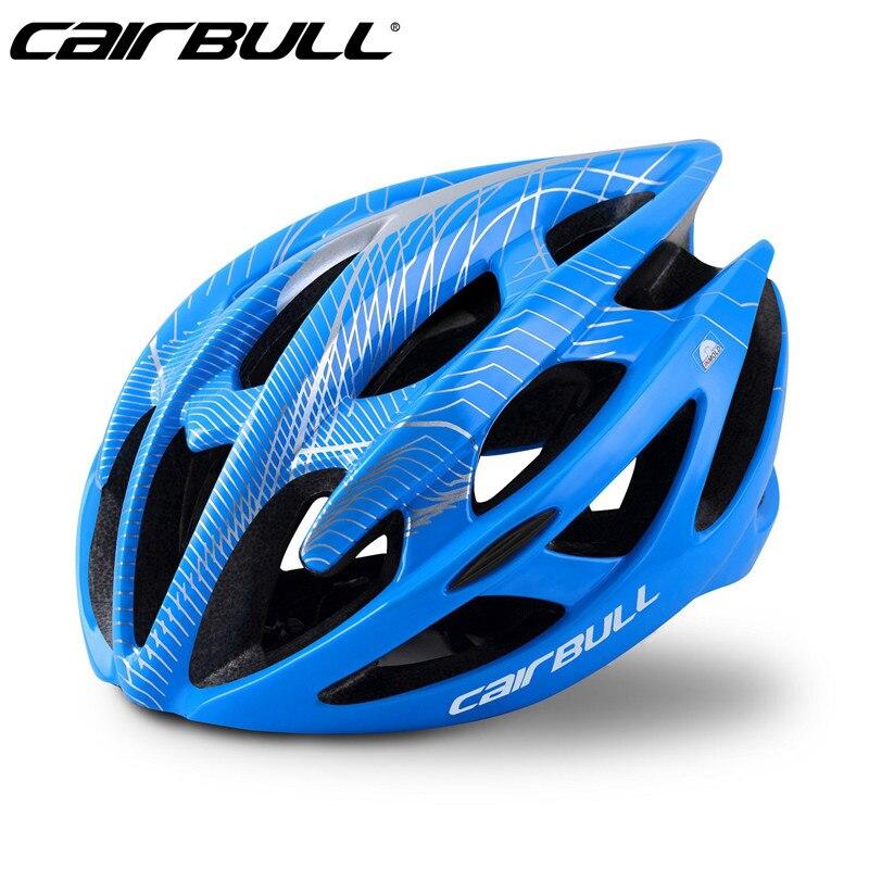 CAIRBULL Bicycle Helmets Men Women Bike Helmet Mountain Road Bike Integrally-Molded Cycling Helmets cycling bike bicycle handlebar tape belt wrap w bar plug yellow camouflage 2 pcs