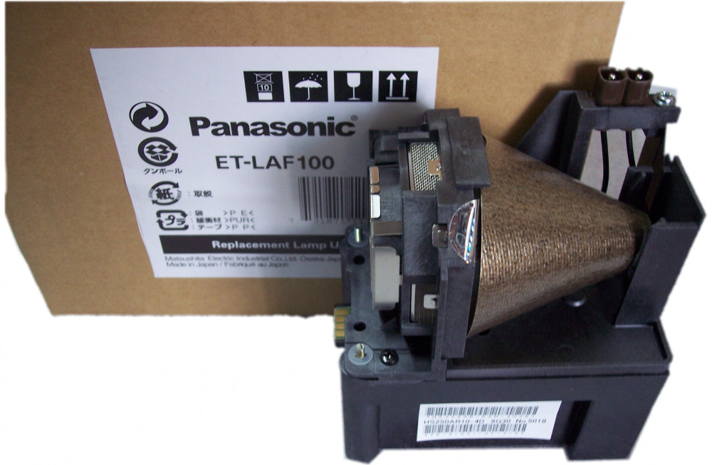 ET-LAF100(A) Replacement Projector Lamp/Bulb For Panasonic PT-F100NTU/PT-F200U/PT-FW100NT/PT-F100/PT-FW100NTEA/PT-FX400/PT-PX960 pt ae1000 pt ae2000 pt ae3000 projector lamp bulb et lae1000 for panasonic high quality totally new