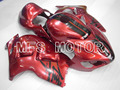 For Suzuki GSXR1300 Hayabusa 1999-2007 ABS Plastic Fairing Injection Bodywork Kit Red