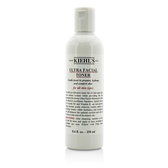 Kiehl's - Ultra Facial Toner - For All Skin Types крем gigi advanced peeling cream for all skin types