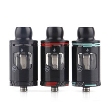 Kangertech IKEN RTA Tank Atomizer 24mm 4ML Replacement Coil Electronic Cigarette Tank Vaping RTA for 510 Thread цена