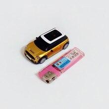 2016 Español Portugués pequeño mp3 car logo modelo kids lindo mini marcador bluetooth Sync guía telefónica celular teléfono móvil P098