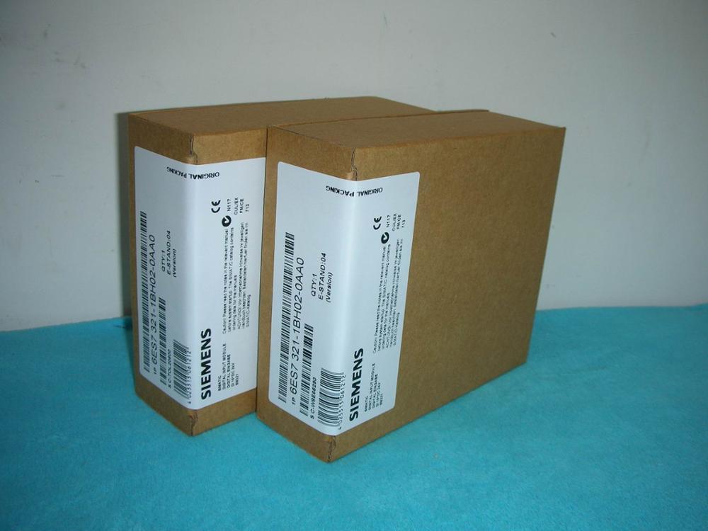 1PC USED 6ES7321-1BH02-0AA0 1pc used fatek pm fbs 14mc plc