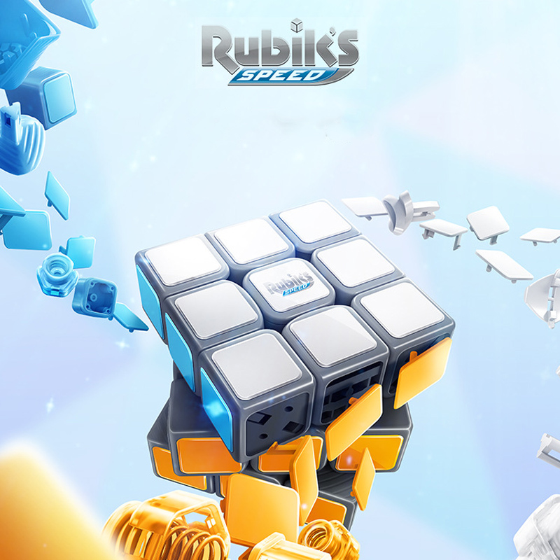 GansCube Rubiks Cube 3x3x3 SpeedCube Professional GAN Air RSC Magic Cube 57mm Black Educational Toys For Children Kids 3x3x3 Cub