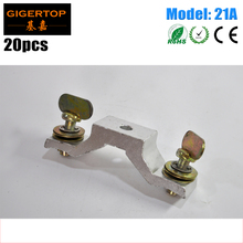 TIPTOP 21A 20 Pack Martin Professional OMEGA BRACKET  106mm Pitch Turn Bracket (for Various Light Fixtures)