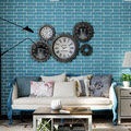 Smartlife A Lot DIY 3D Bricks Wall Sticker Bedroom TV Living Room Background adesivo  parede Soft Foam Panels Wallpaper 53*500cm