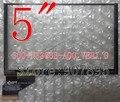 120*75 мм 5 inch емкостный сенсорный сенсорная панель экрана планшета стекло для JXD PSP tablet pc MID ЦСТ-ГРУПП 300-N3366B-A00_VER1.0