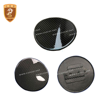 Carbon Fiber Body Kits For F12 Tank Cap Cover Body Kits For F12 Modification Car Styling
