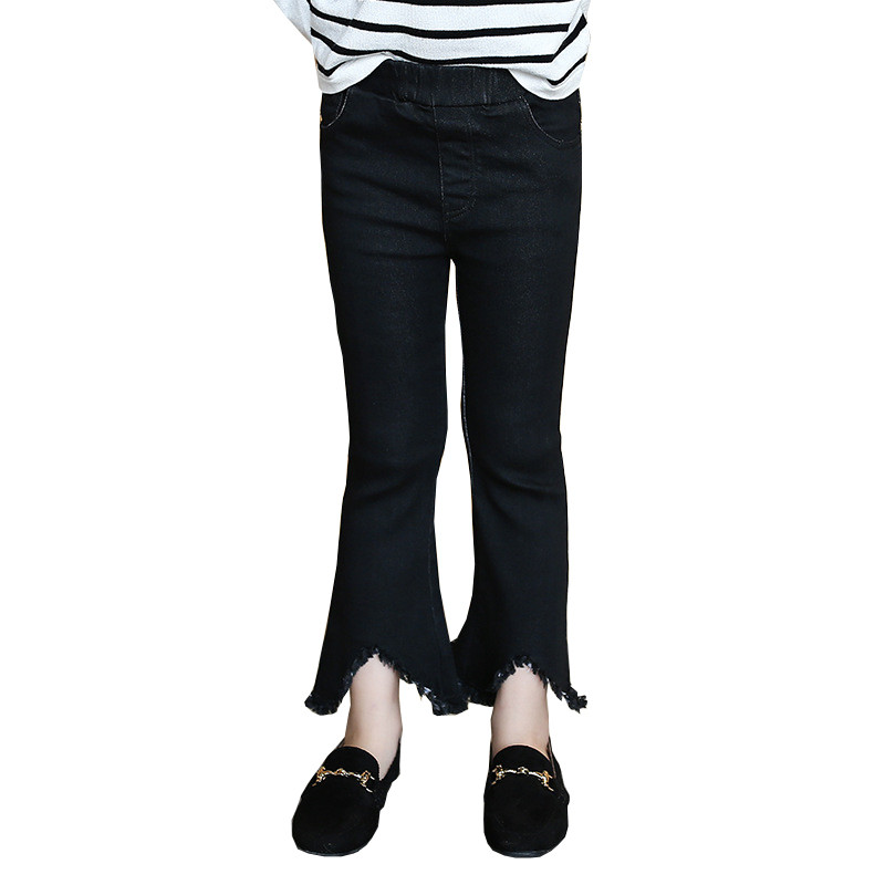 Online Buy Wholesale kids black jeans from China kids black jeans ...