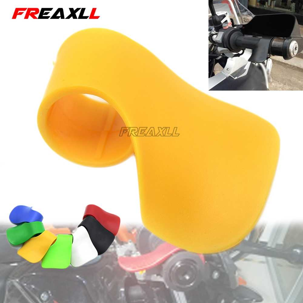 Moto Throttle Booster Handvat Clip grips Throttle Clamp Cruise Voor Kawasaki Z650 Z750 Z800 Z900 Z1000 ZX6R/636 NINJA 650R/ER-6F